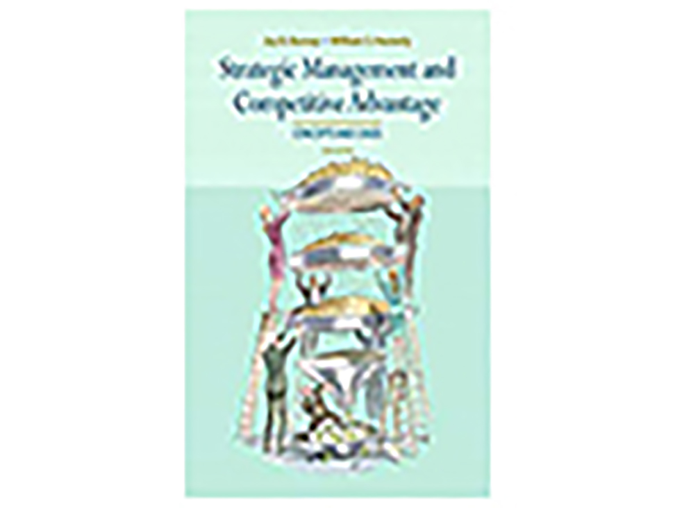 strategic management and competitive forces Evaluation strategy michael porter's five forces model of the  1 faculty of  management, department of industrial engineering, mazandaran university of.
