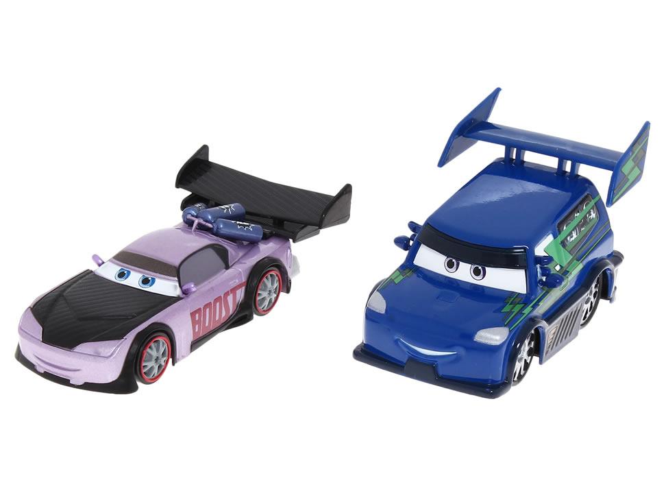 Set de juguetes de cars disney collection - Juguetes cars disney ...