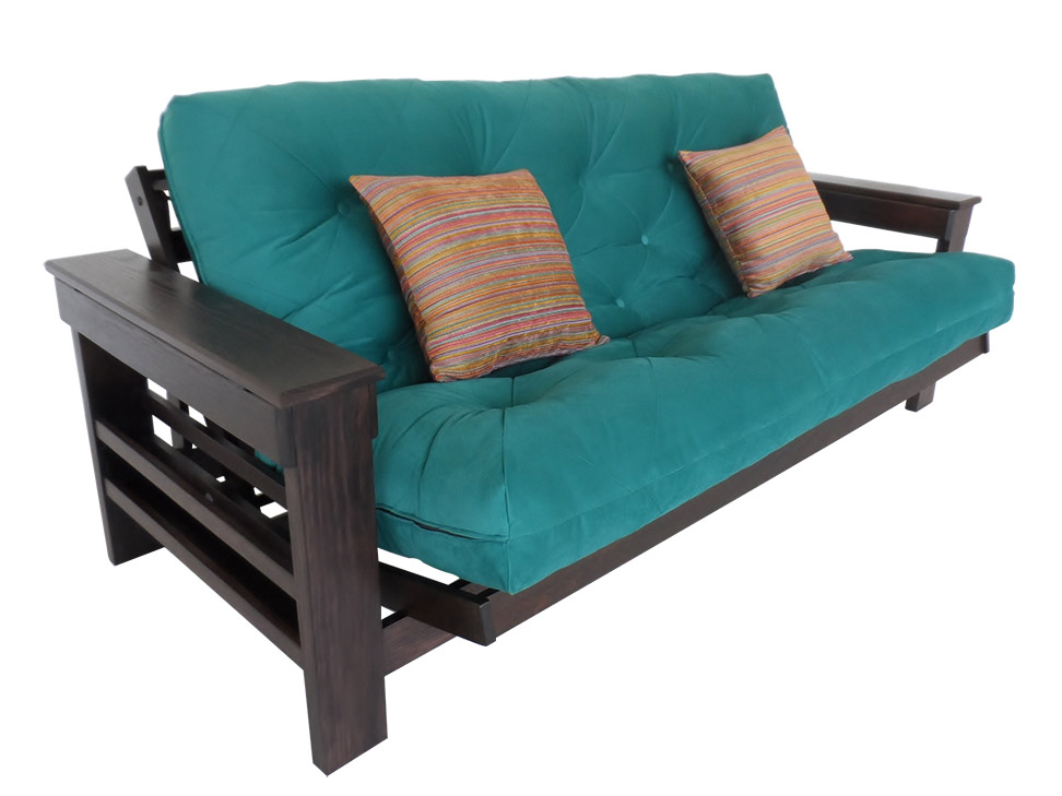 sof cama contempor neo turquesa valpara so liverpool es