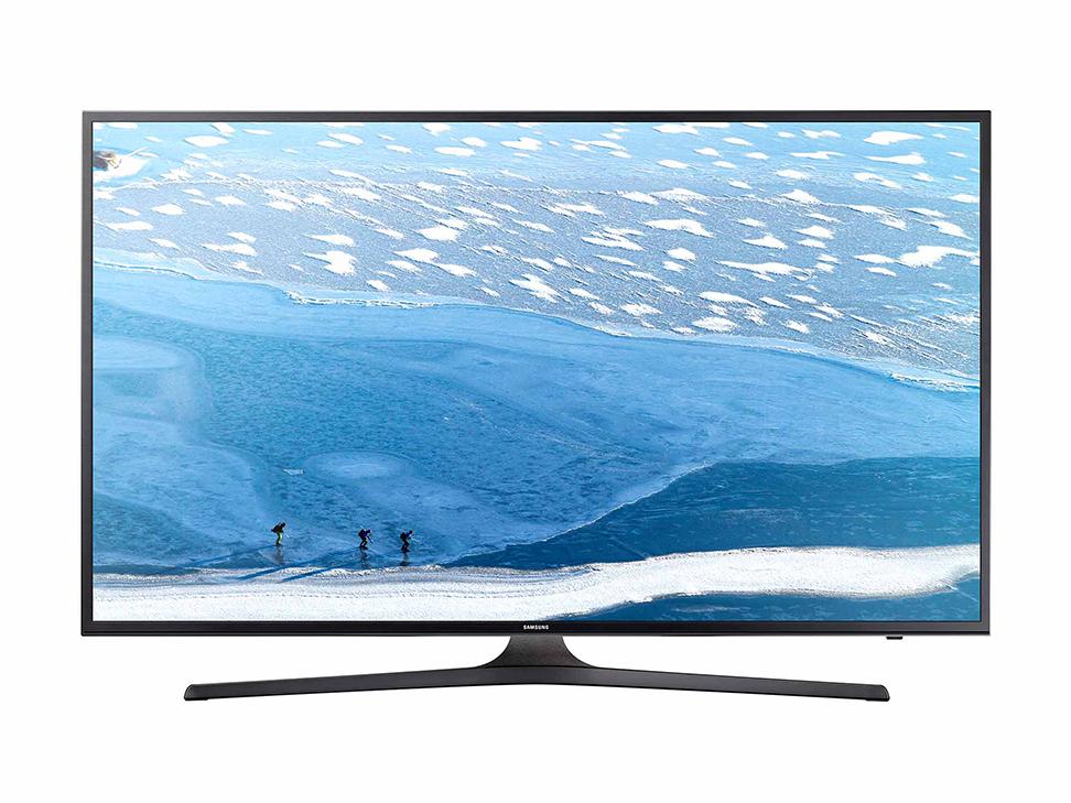 Samsung un50ku6000fxzx 50 pulgadas pantalla led smart tv for Muebles para led 50 pulgadas